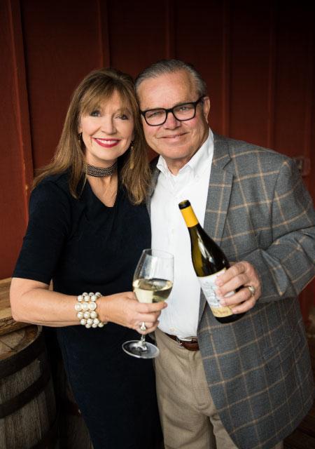 Gene and Cheryl Long