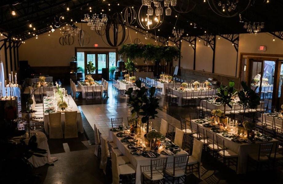 best reception venue