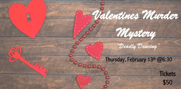 Valentines Murder Mystery