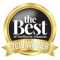 Best of Northwest Arkansas Award Winner