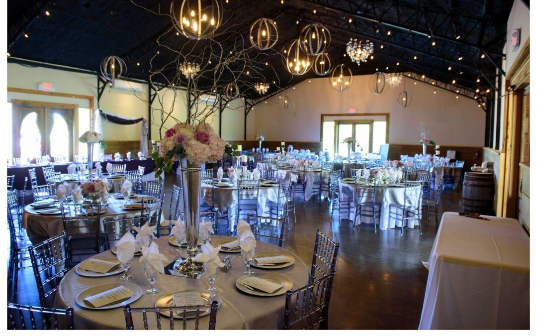 Northwest Arkansas' Best Wedding Venue