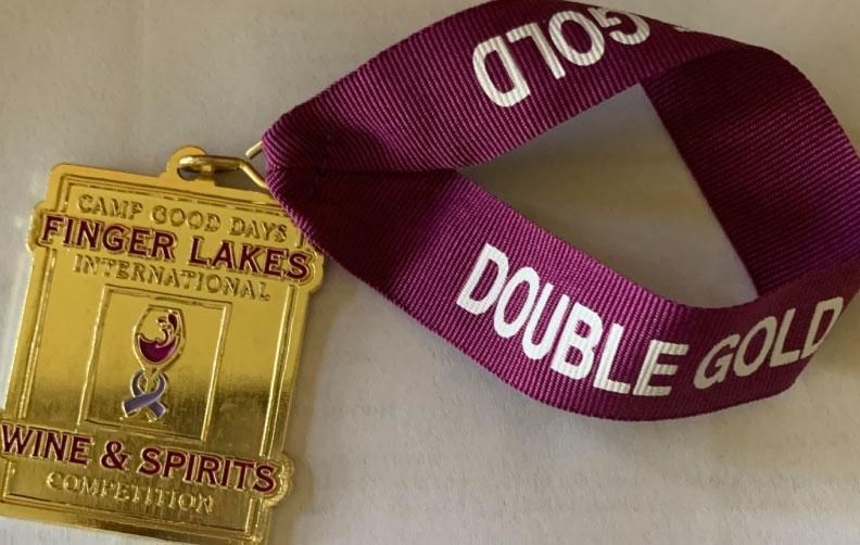 Double Gold Wine Award
