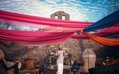 Sass from Cheryl: October—A Splendid Time for Weddings!