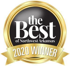 Best of Northwest Arkansas Award Winner