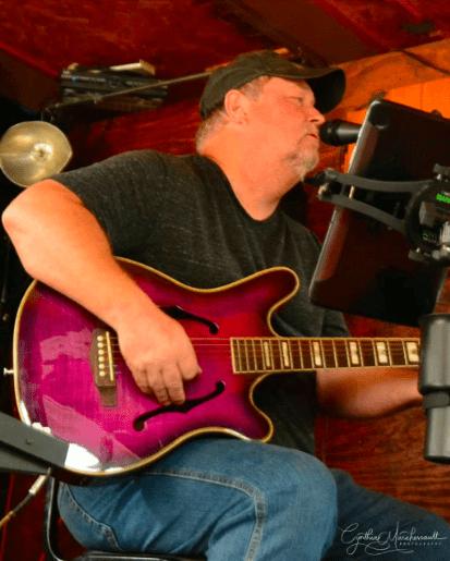 Band: Vince Turner